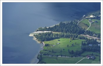 В окрестностях озера Гальштаттзее много соляных шахт.