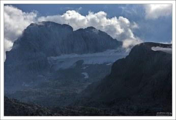 Ледники Дахштайна.