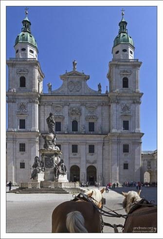 Собор святых Руперта и Виргилия (Salzburg Cathedral), 17-й век.