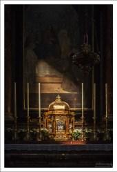 Алтарь Зальцбурского собора.