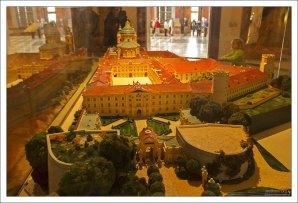 Монастырь в Мельке (Stift Melk) основан в 11-м веке.