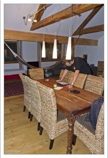 """Очень аутентичное жилье """"Ferienwohnung Siloblick"""" в долине Дуная."""