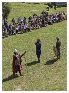 Мероприятие «Ладогафест» посвящено исторической реконструкции эпохи Викингов и Руси Изначальной.