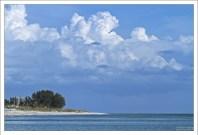 Спокойный Мексиканский залив.