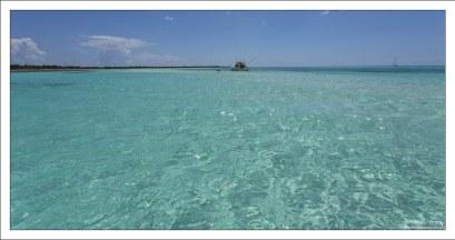 Южная оконечность острова Косумель.