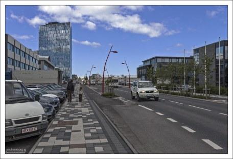 Рейкьявик считается одним из самых чистых городов мира.