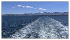 Брейда-фьорд (Широкий фьорд) - часть Атлантического океана.
