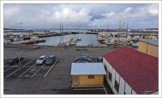 Скьяульванди - залив на севере Исландии. В переводе с исландского языка название залива означает «трепещущий», что может быть связано с землетрясениями в данной области.