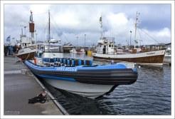 Высокоскоростной катер для охоты за китами. Только для тех, кому больше 10 лет.