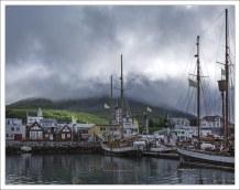 Хусави́к (исл. Húsavík, в пер. «Домашняя бухта») — город и порт в Исландии.
