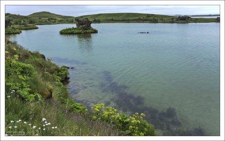 Зеленый полуостров Хефди.