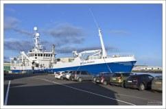 Город и порт Хофн расположен в юго-восточной части Исландии.