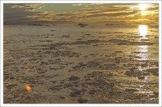 Залив Диско является частью моря Баффина.