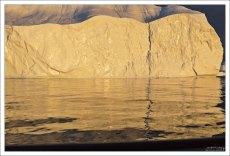 Вода превращается в жидкое золото.
