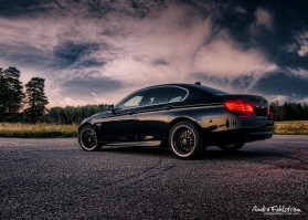 BMW 530 (HDR)
