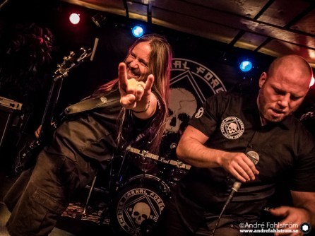 Carnal Forge på Rockland 2018-12-01