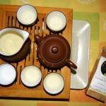 omul alb si ceaiul alb