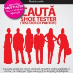shoe tester tester incaltaminte romania