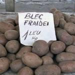 black friday la cartofi