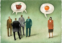femei-barbati-comunicare-serviciu