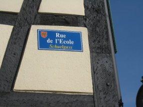 Bilinguisme en Alsace
