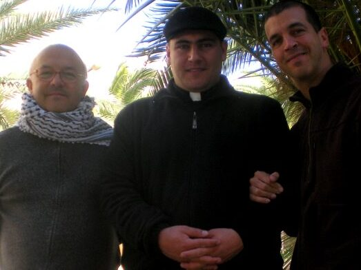 Un po' di Gaza sul monte degli ulivi