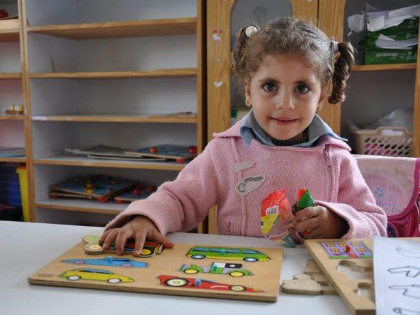 Andare a scuola dai cristiani di Gaza