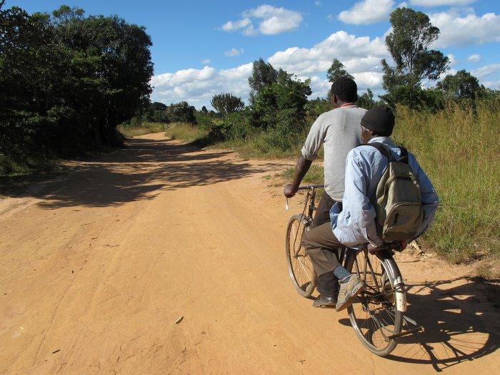Tre giorni a casa Kiongosi: polenta, bambini e campi di mais