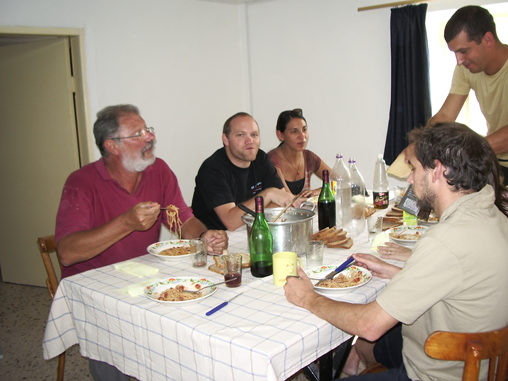 Pc passionisti, Zio P., Argentini, rabbino