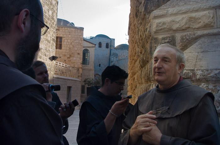 Il monte Sion: il luogo della prima comunità cristiana