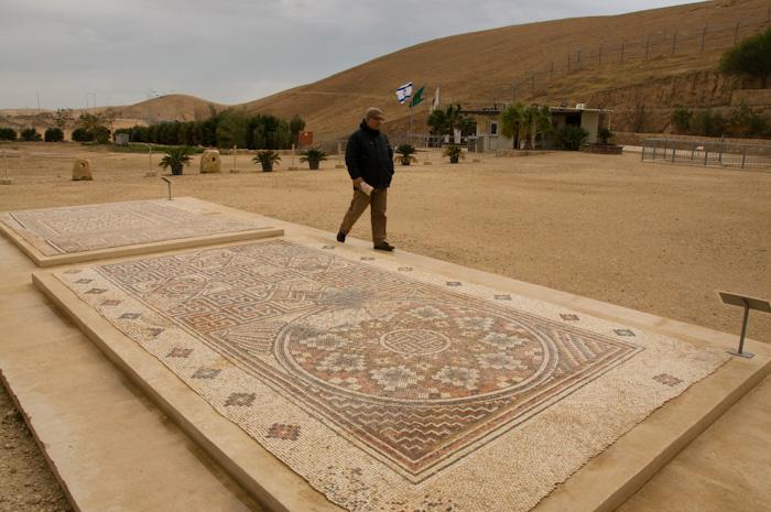 I mosaici del buon samaritano