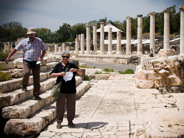 Verso la Galilea: che belli!