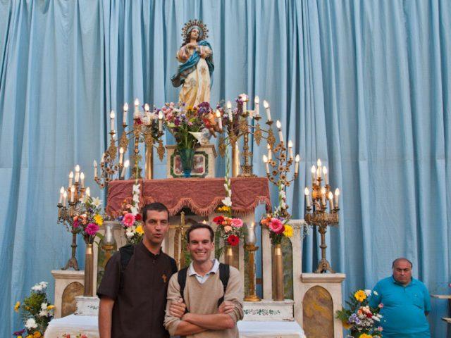 Sulle orme di Maria, la visitatrice!
