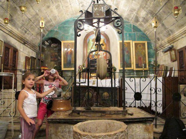Nuovo giro in Samaria: Silo, polli e sacerdote