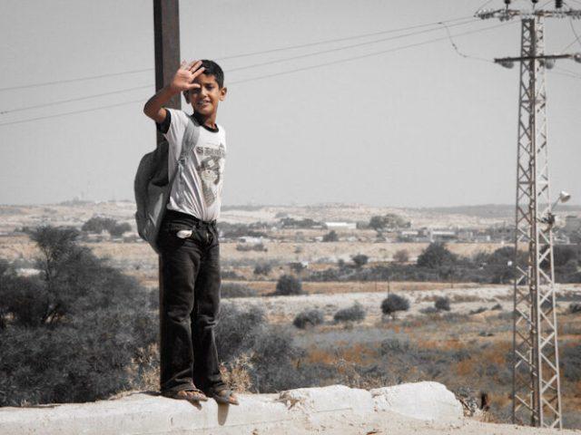 Un saluto agli amici di Gaza
