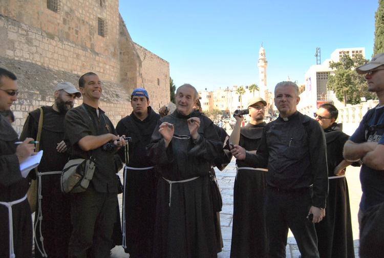 Escursione STJ: Kathisma, Erodium, Betlemme e Ain Karem