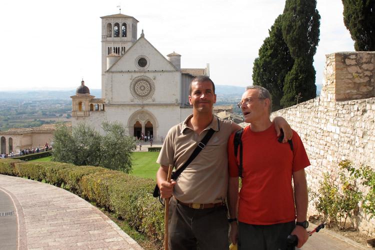 A piedi verso Assisi, sulle orme di Francesco