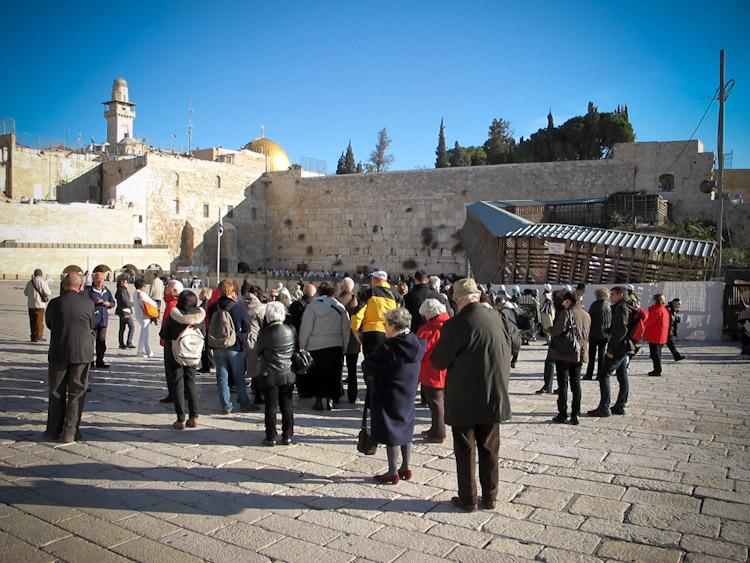 Muro, quartiere, museo… ebraici!
