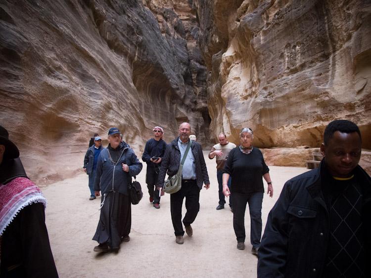 Tour in Giordania, prima tappa: Petra