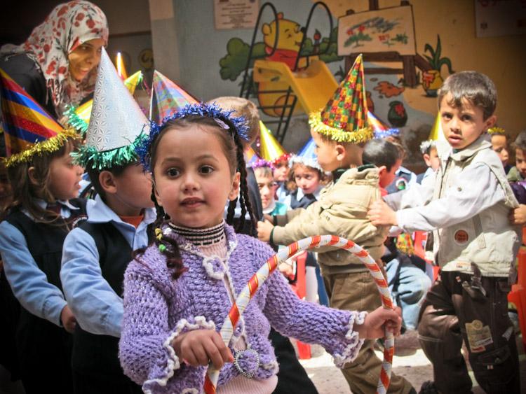 La festa della mamma a Gaza
