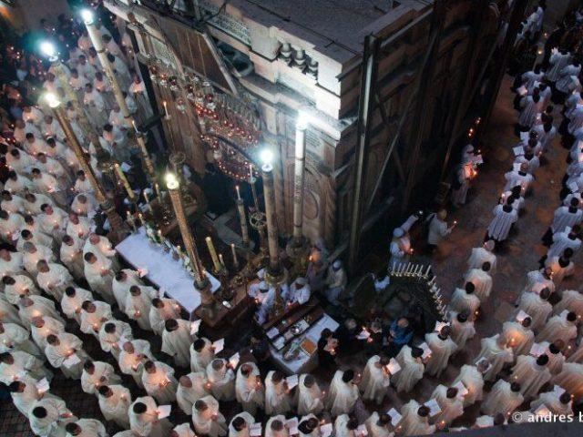 Le galleria fotografiche del triduo pasquale 2012
