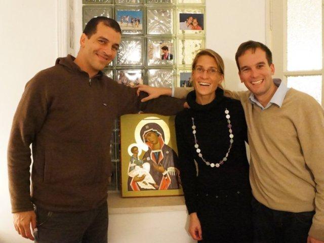 Autunno 2012: cene, regali, tetti e icone