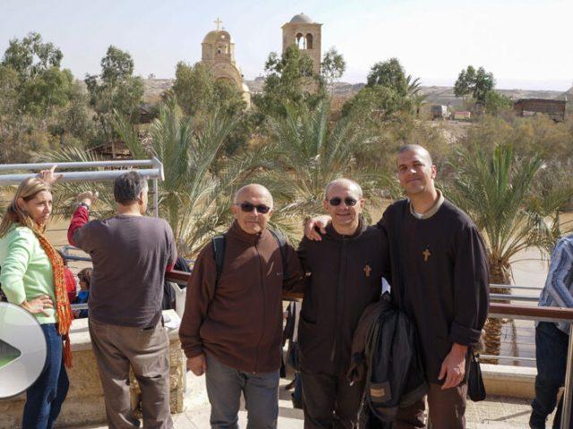 Battezzati al fiume Giordano