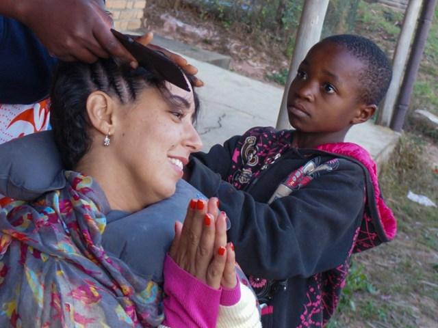 Compleanni e capelli a Mapanda