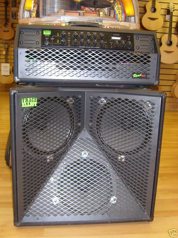 My amps