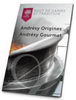 Brochure Offre Prestige Andrésy Confitures