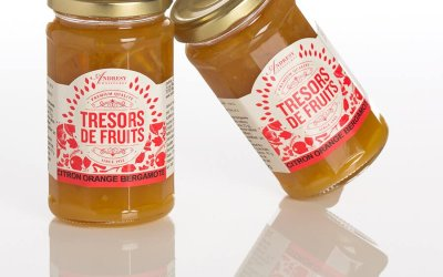 Citrus jams: a ray of sunshine for wintry days