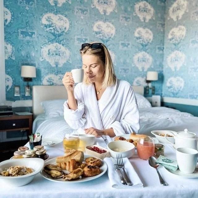 Les réservations reprennent ? Nous vous accompagnons pour un petit-déjeuner luxe avec Andrésy Origines !