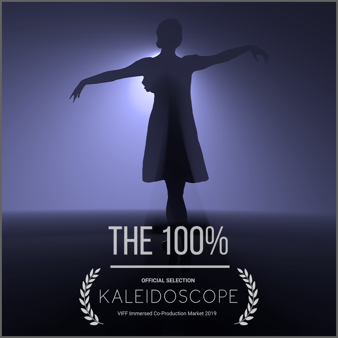VIFF Immersed the 100 percent kaleidoscope announcement