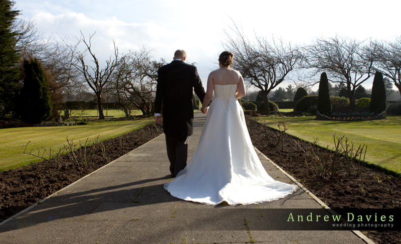 wedding photos from Backworth Hall Newcastle wedding